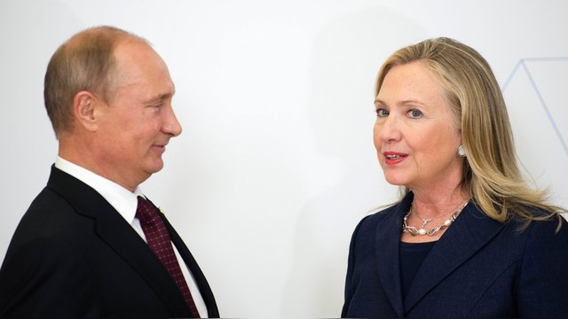 Intercept: Клеймить соперников агентами Кремля придумали задолго до Клинтон