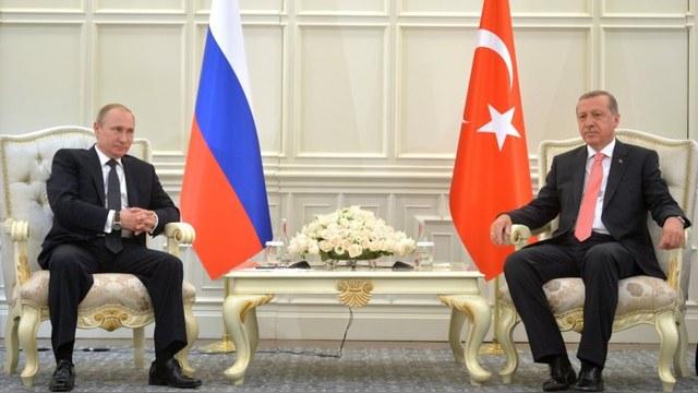 Deutschlandfunk: Отношения России и Турции пугают «внезапностью»