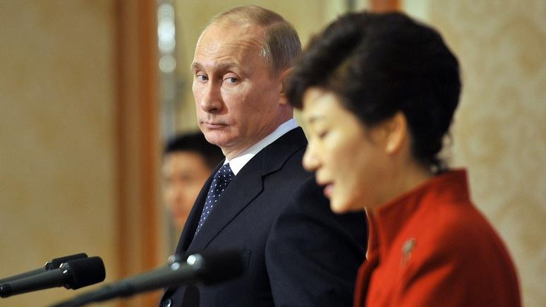 Joong Ang Ilbo: Сотрудничество с Россией – шанс для Сеула поладить с Пхеньяном