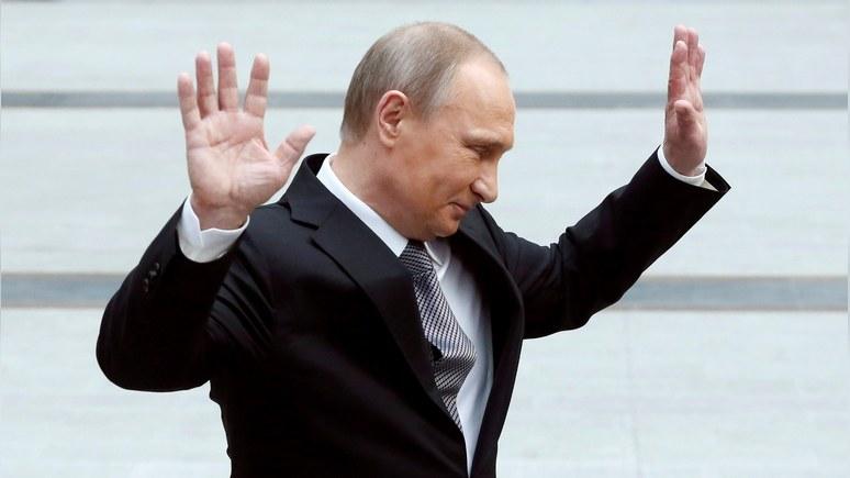 Nikkei: Фортуна раз за разом делает Путину подарки