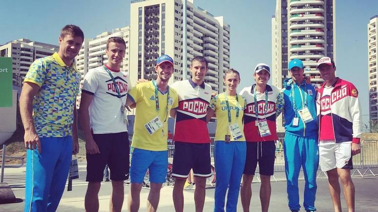 Антикор: Украинских спортсменов осудили за «обнимашки с ордой»