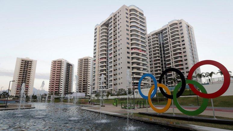 NYT: В Олимпийской деревне русские не соседи американцам – но не из-за политики