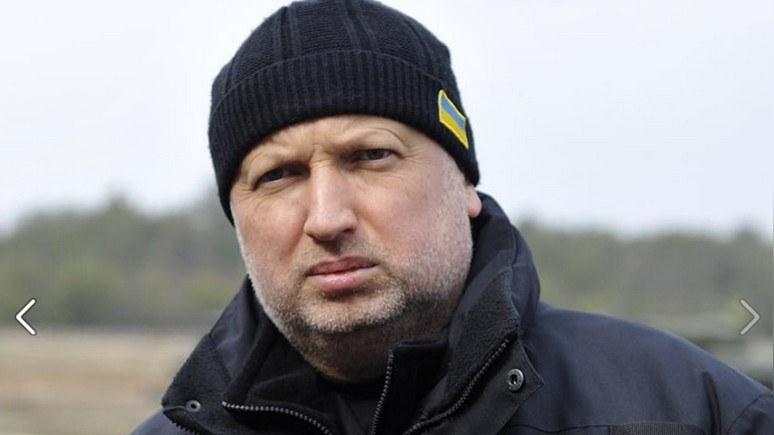 Корреспондент: Турчинов предложил отправить РФ мыло «для мыльных опер»