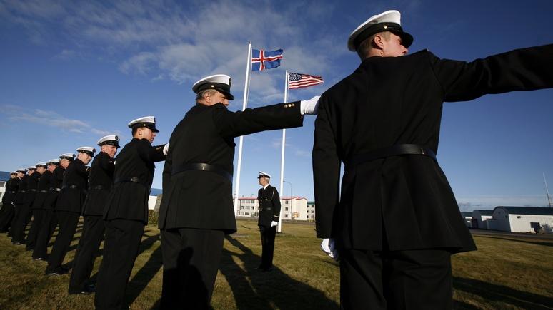 Bürgerstimme: Исландия восстановит базу США для борьбы с «российской угрозой»