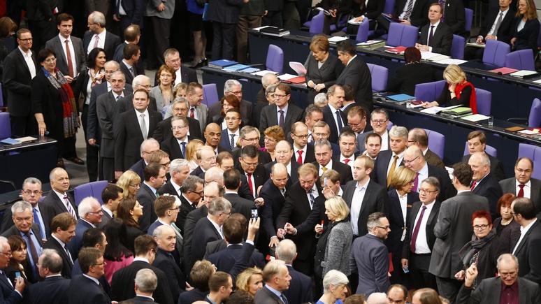 FAZ: Вопрос поставок Киеву оружия разделил немецких политиков