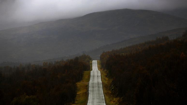 NRK: Норвежцы нарушили границу с РФ «оскорбительным» метанием камней