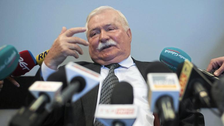 Rzeczposolita: Валенса назвал Качиньского «убийцей» и подтер следы в интернете