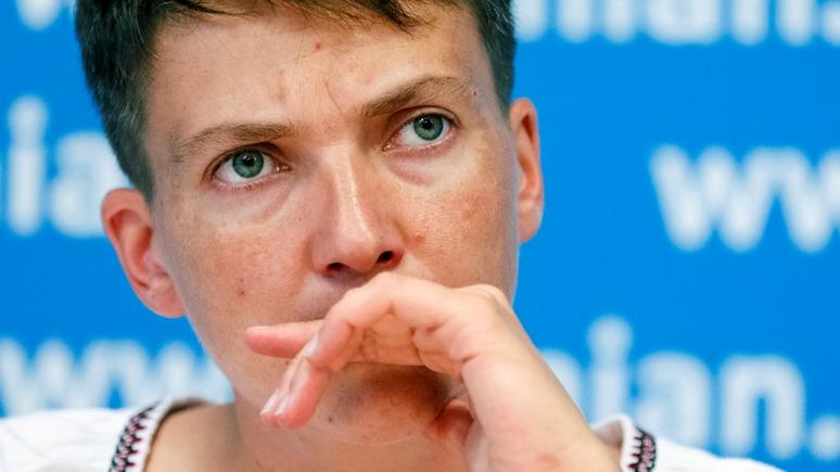Савченко: У Украины достаточно сильная армия, чтобы вернуть Крым