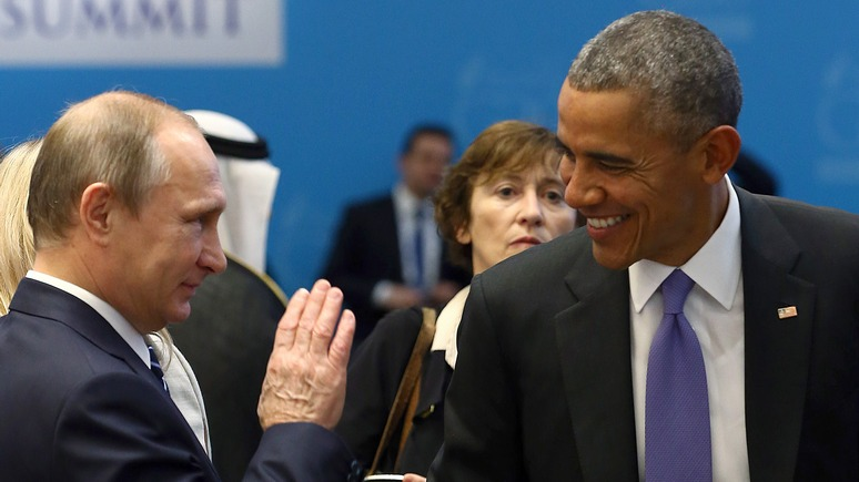 Fox News: Сильного Путина создал не Трамп, а Обама