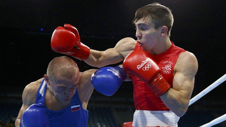 Times: Проигравший россиянину боксер обвинил Путина в подкупе судей
