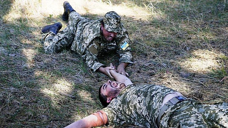 ERR: Эстония планирует за год вылечить 30 украинских военнослужащих