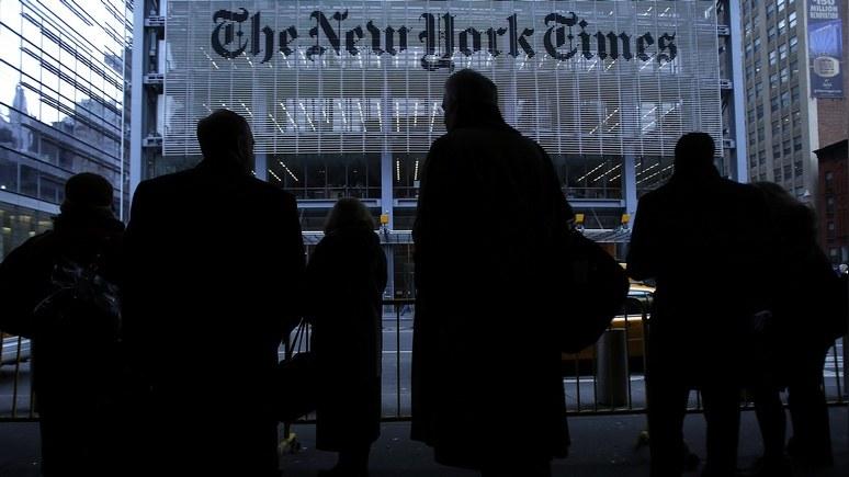 Consortiumnews: Лицемерие американских СМИ ведет мир к гибели