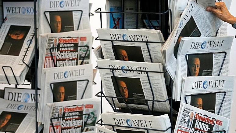 Express: Узнать о событиях в Германии немцам помогают британские СМИ и RT