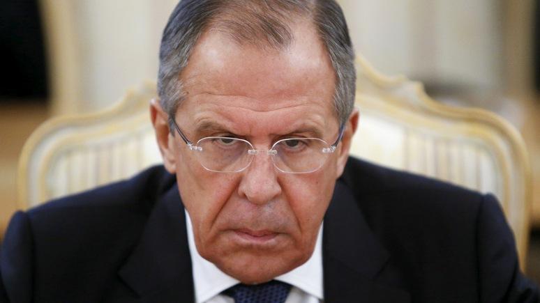 Лавров: Резолюцию ООН Россия в Иране не нарушала