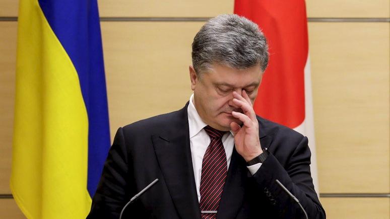 Stratfor: Из-за брексита Украина рискует свернуть с европейского пути