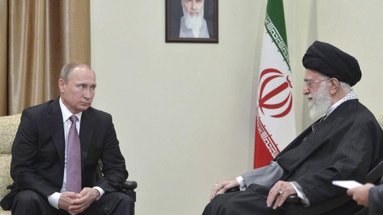 National Interest: Реалист Путин переигрывает Америку на Ближнем Востоке