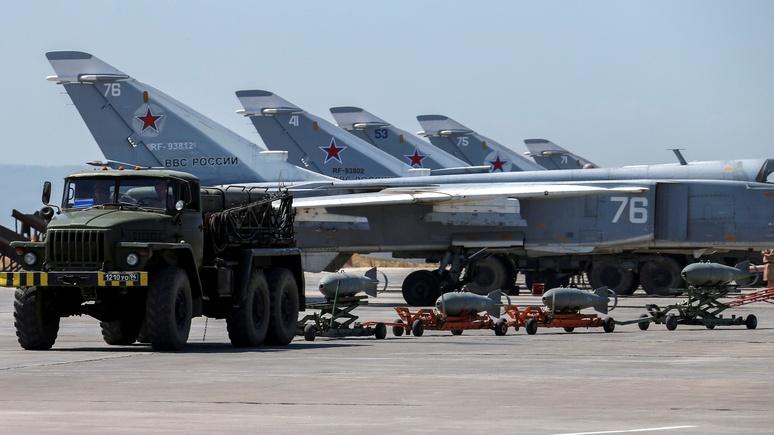 SZ: Вашингтон недоволен появлением у РФ авиабазы, на которую сам имел виды