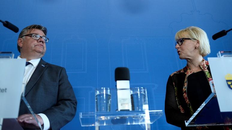 МИД Швеции: Мы не позволим России вбивать клинья в Балтийском регионе