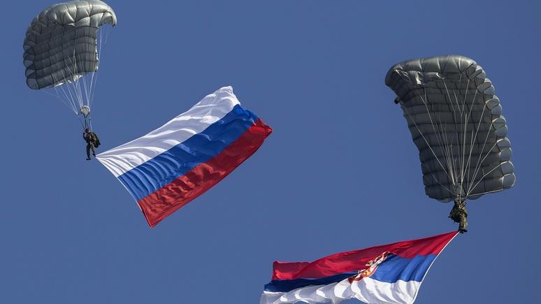Сербия в 2016 году дважды проведет совместные учения с Россией