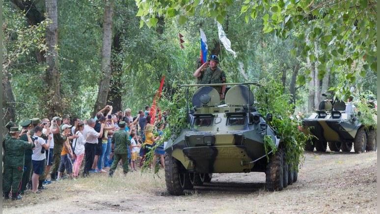 RFE: Кишинев возмутили «незаконные» учения России в Приднестровье