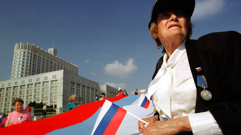 Gazeta Wyborcza: Россияне забыли, что когда-то стояли за демократию