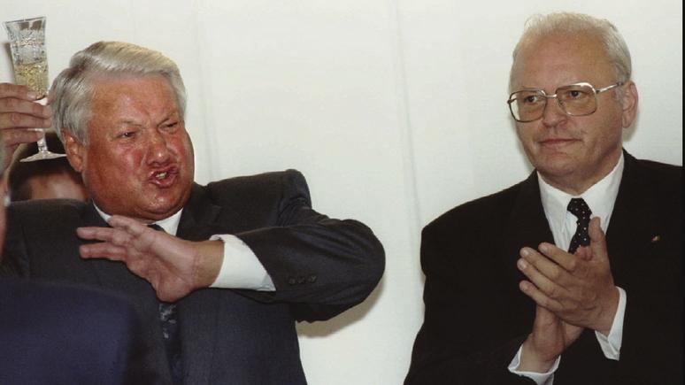 Die Welt: Новый музей улучшит репутацию Ельцина