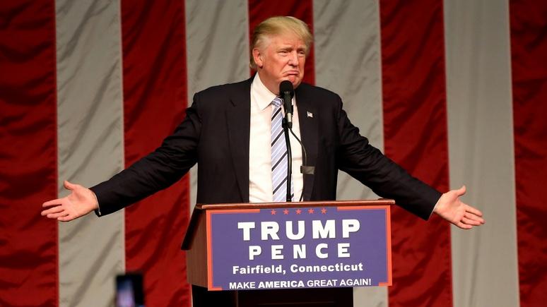 Washington Post: Дональд Трамп – типичный российский олигарх