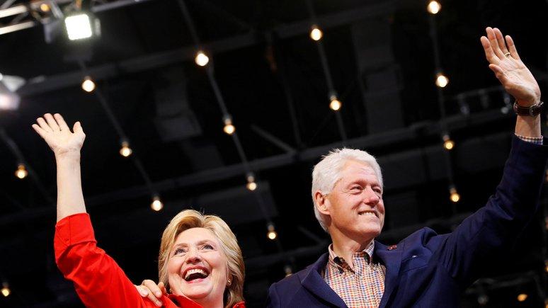 New York Times нашел «ахиллесову пяту» предвыборной кампании Клинтон