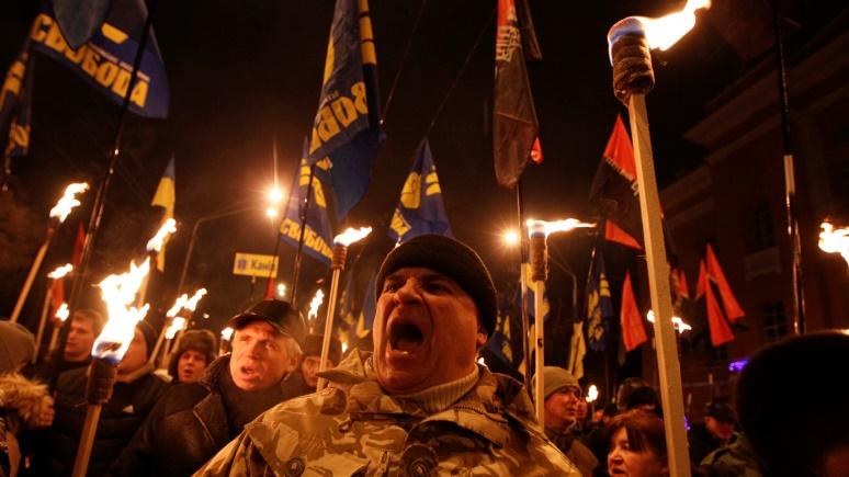 GS: Запад молчит о репрессиях Киева в лучших традициях мафии