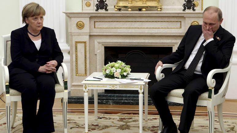 Bloomberg: Путин, Меркель и Олланд встретятся в Китае и обсудят Украину