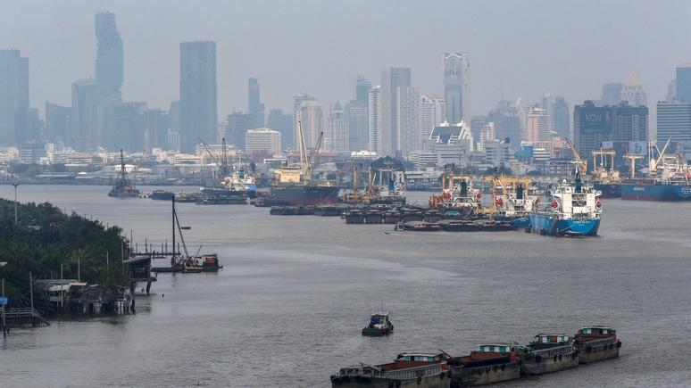 Банкоматы Таиланда не устояли перед грабителями с украинскими картами