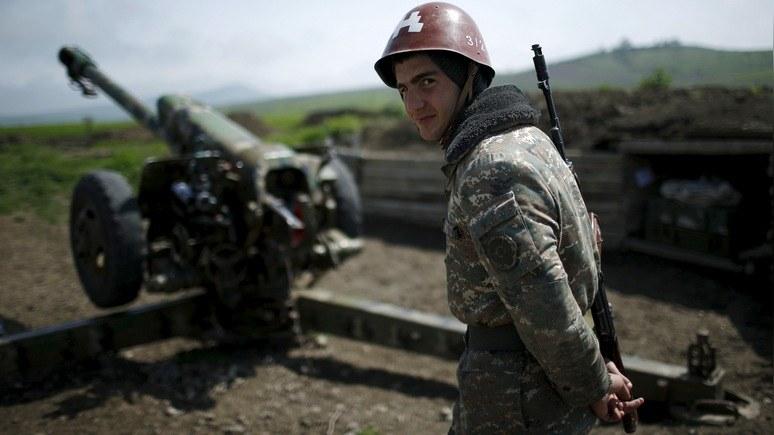 Washington Times предсказала новую войну на Кавказе