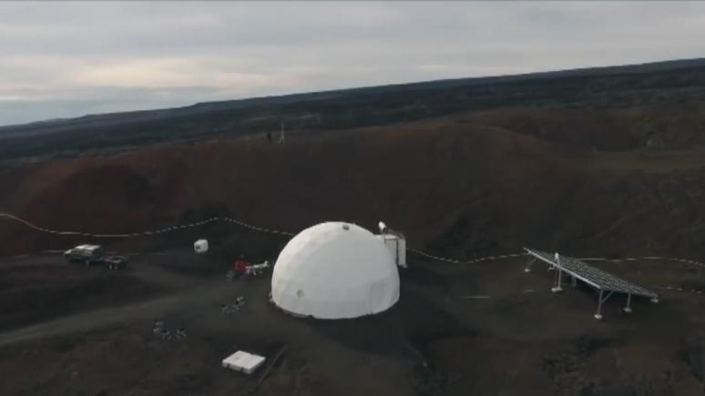 El Pais: США уступили России в условном пребывании на Марсе