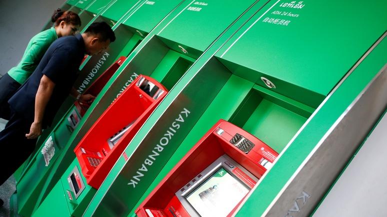 Таиланд вычислил россиянина, грабившего банкоматы зараженной картой