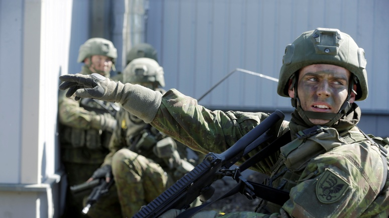 Tribune de Genève: «Вильнюс» превратят в полигон для военных тренировок