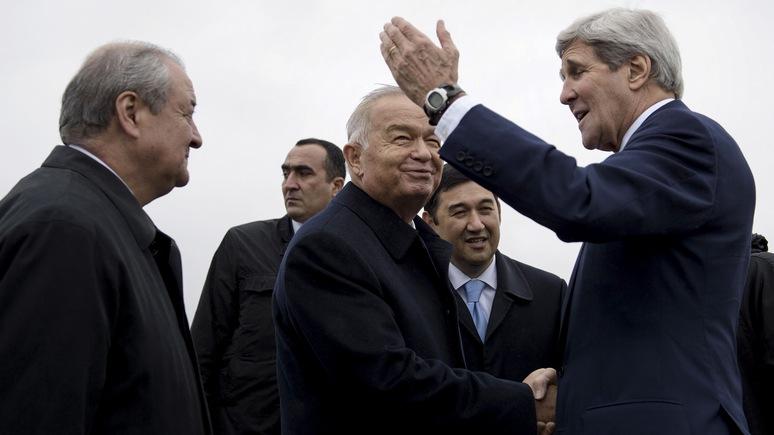 Guardian: Без давления со стороны Запада Узбекистан так и останется диктатурой