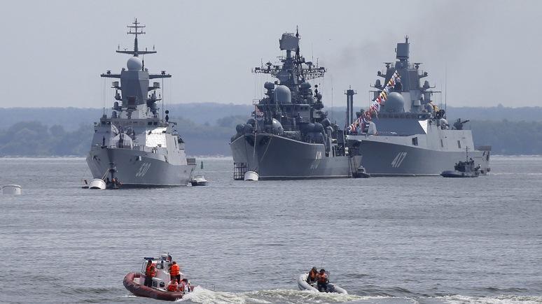 ABC News: Новый институт в США изучит действия «дерзкой» России на море