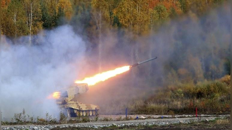 NI: Мощный российский «Буратино» уступает только ядерному оружию