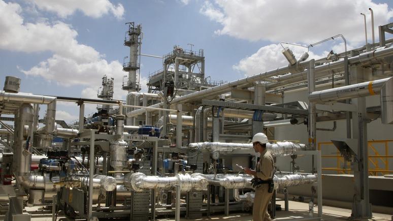 DWN: Война в Сирии идет не против ИГ, а за превосходство на рынке нефти и газа