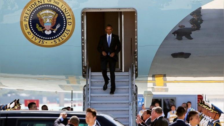 Irish Times: В Китае американского президента ждал холодный прием