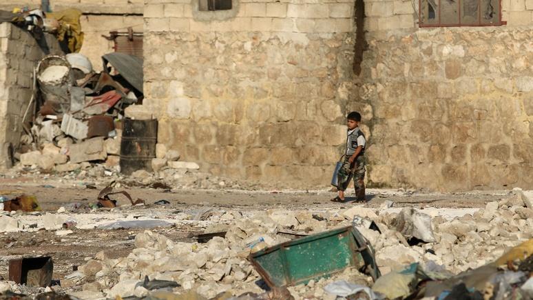 Урегулирование кризиса в Сирии от Wall Street Journal: взять и поделить