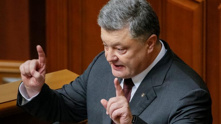 Порошенко: Путь в НАТО для Украины незыблем, как Полярная звезда