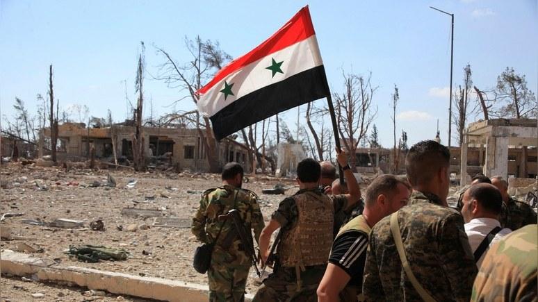 AA: Сирийское танго России и США не удалось из-за боев и бомбежек