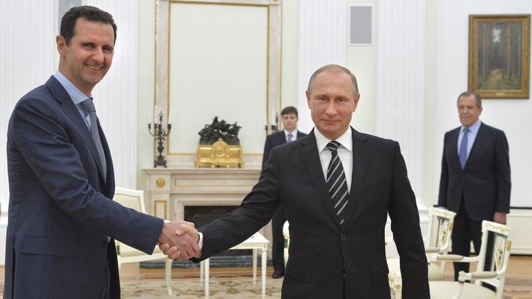 Financial Times: В Сирии у Москвы в руках «тикающая бомба»