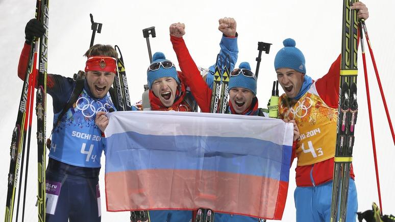 ND: Вместо «нулевой толерантности» России достался чемпионат по биатлону