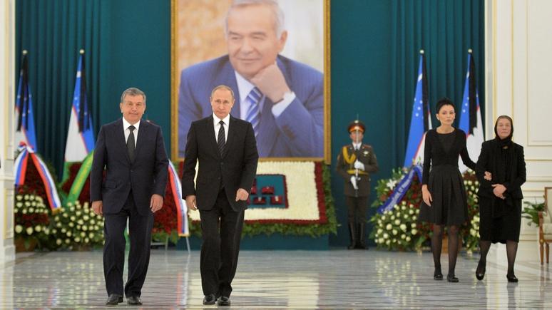 FP: Новому главе Узбекистана придется лавировать между Россией и Западом
