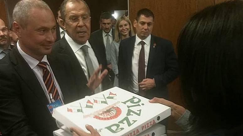 Апостроф: «С собой было» - Лавров устроил «попойку» на переговорах