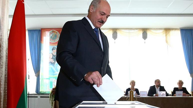 Zeit: Парламентские выборы в Белоруссии только укрепляют власть Лукашенко