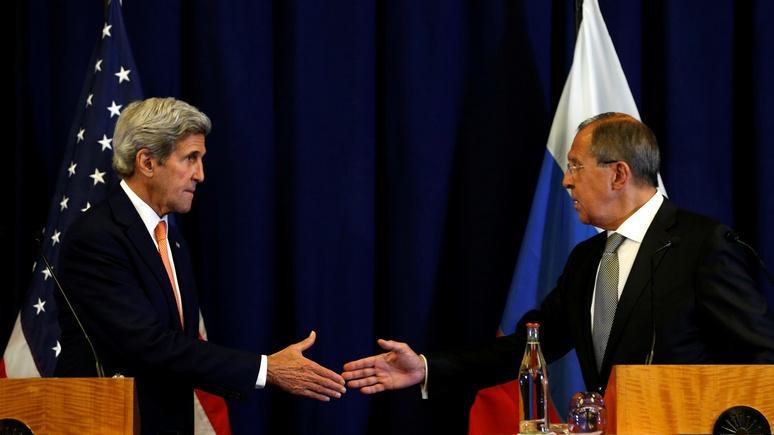Times: России нужен не столько мир в Сирии, сколько международное признание
