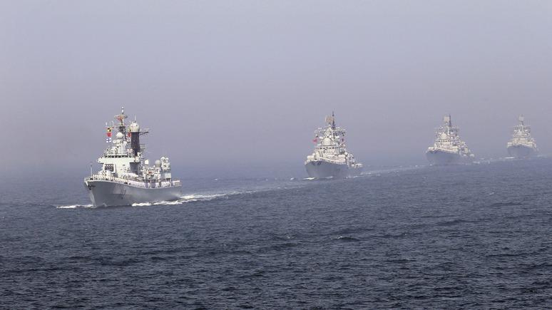 RFE: Москва и Пекин отработают «захват островов» в Южно-Китайском море